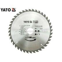 Yato Körfűrészlap (Vídialapkás) 210x30mm / 40fog / YT-6067