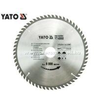 Yato Körfűrészlap (Vídialapkás) 210x30mm / 60fog / YT-6068