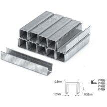 Yato tűzőkapocs 10,6mm / 1000db / 10mm / YT-7024