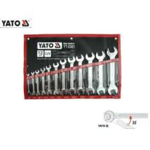Yato Villáskulcs Készlet 6-32mm / 12db-os / YT-0381