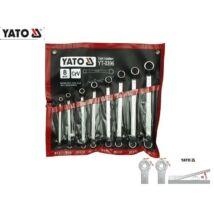 Yato Csillagkulcs Készlet 6-22mm / 8db-os / YT-0396