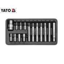 Yato Bit Készlet 15db-os (Imbusz) H4-H12 / YT-0413