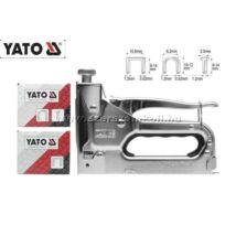 Yato YT-7000 Mechanikus tűzőgép 10,6mm 6-14mm