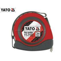 Yato YT-7103 mérőszalag 3m