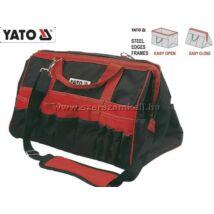 Yato textil szerszámos táska 50 zsebes / YT-7430