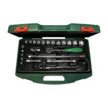 HANS 3/8˝ dugókulcs készlet 23r. 6-22mm TTK-15.1 szerszámos ládában
