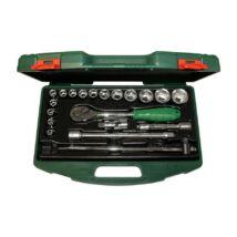 HANS 1/2˝ dugókulcs készlet 20r. 8-32mm TTK16.1 szerszámos ládában
