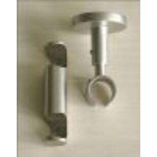 Gardinia mennyezeti tartó 1 v. 2 soros (ezüst)