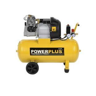 PowerPlus POWX1770 olajos kompresszor 2,2kW / 50L