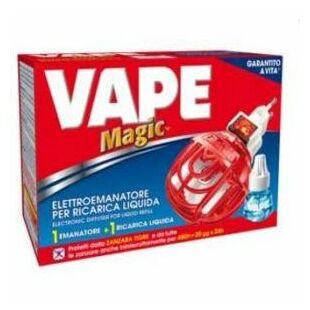 VAPE Magic elektromos szúnyoritó folyadékkal