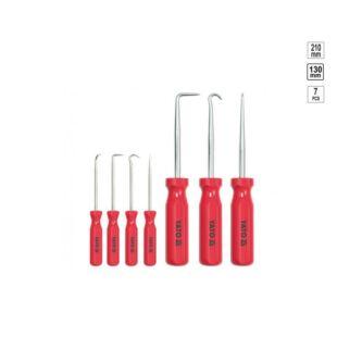 Yato Kampós ár készlet  (130,210mm)