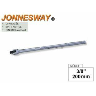"Jonnesway Flex Hajtószár 3/8"" 200mm S22H31200"