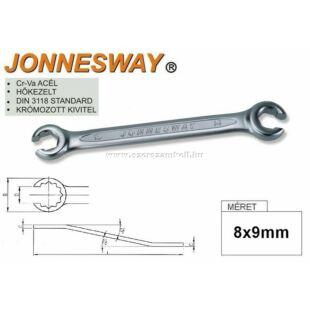 Jonnesway Profi Fékcsőkulcs 08x09mm