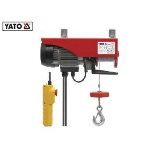 Yato Profi Elektromos Csörlő 600kg / 1050W / YT-5905