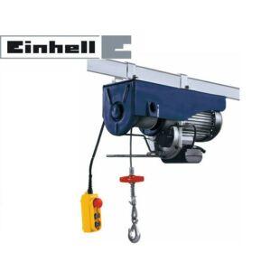 Einhell BT-EH 1000 Elektromos Csörlő 1000kg / 1600W / 11m