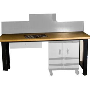 Szerelőasztal - Satupad 200x60x90cm / W-TSB7900