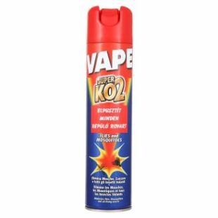 VAPE KO2 légy és szúnyogirtó aerosol 400ml