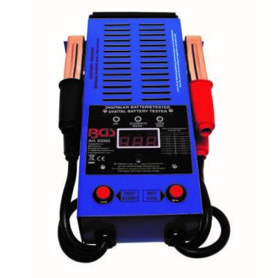 BGS-63502 Digitális akku teszter, indítóáram 200 - 1000 A