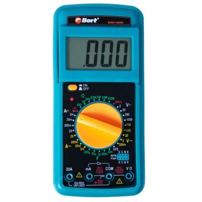 Bort BMM-1000N digitális multiméter