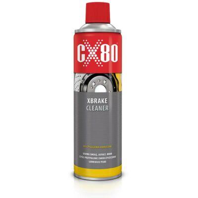 CX-80 Xbrake féktisztító spray 500ml