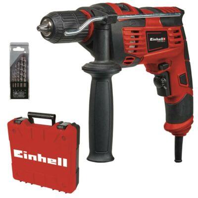 Einhell TC-ID 720/1 E Kit ütvefúrógép, 1.5-13mm, 720W
