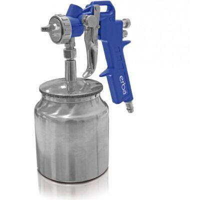 Erba Festékszóró Pisztoly 0,75L 1,5mm (Alsótartályos)