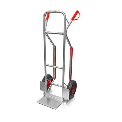 Molnárkocsi 200kg terhelhetőséggel (aluminium)
