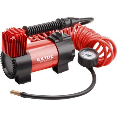 Extol olajmentes légkompresszor 12V, 10Bar
