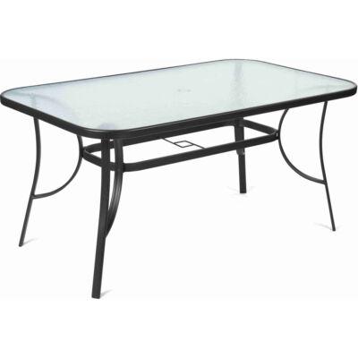 Fieldmann FDZN 5020 kerti asztal üveg lappal