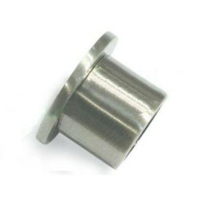 Gardinia Europa oldalfali karnistartó (ezüst-szatén)