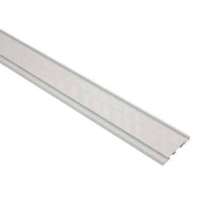 Gardinia New Slim Line kétsoros alu függönysín 240cm fehér