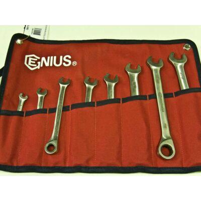 """Genius Tools racsnis csillag-villás kulcs készlet, 5/16-3/4"""", 8 db-os"""