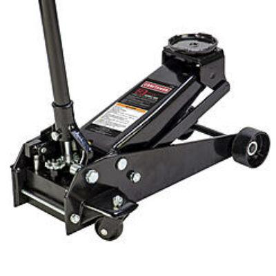 Black Tools krokodil emelő (gyorsemelő, dulpa dugattyús) 3 tonna (133-465mm)