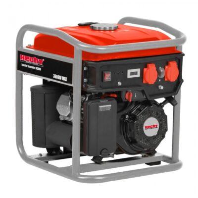 Hecht IG 3600 áramfejlesztő generátor 3200W