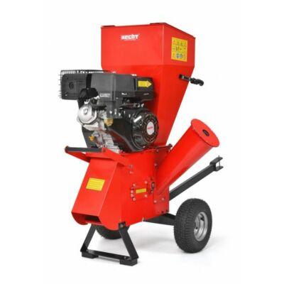 Hecht 6421 benzinmotoros ágaprító 9,8KW