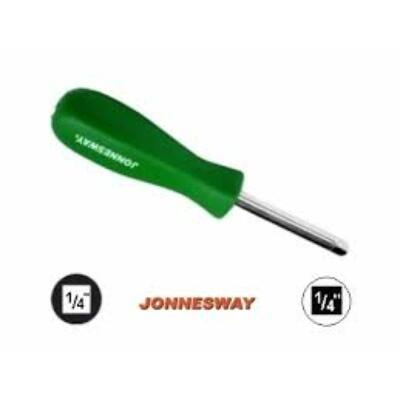 """Jonnesway 1/4"""" csavarhúzós hajtószár"""
