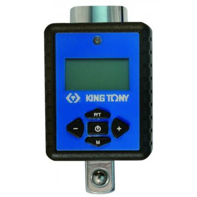 King Tony Elektronikus nyomaték adapter 27-135 Nm