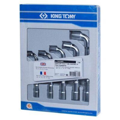 King Tony 5 részes L-kulcs készlet 10-17 mm
