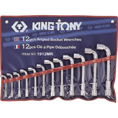King Tony 12 részes L-kulcs készlet