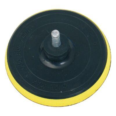 Extol gumitányér fúrógéphez (125mm)