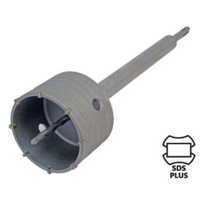 Extol körkivágó téglához (105mm, 300mm SDS szárral)