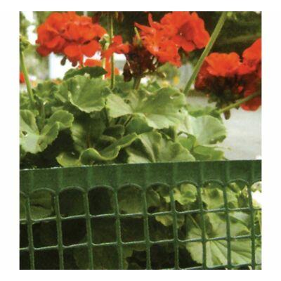 Maxi műanyag kerítésfonat - zöld 100 cm * 50 m