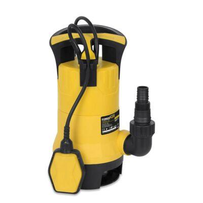PowerPlus POWXG9513 sárga búvárszivattyú 550W