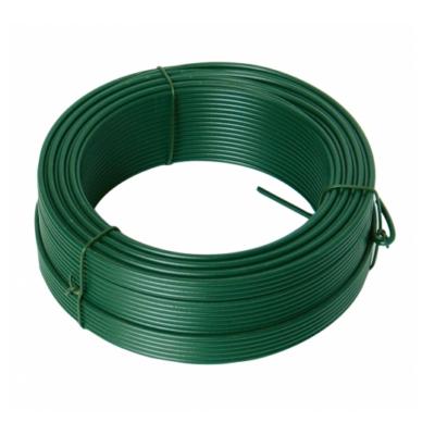 Feszítődrót 2.6mmx52M zöld PVC