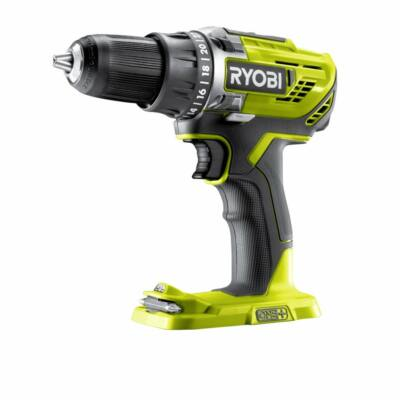 Ryobi R18DD3-0 18 V-os akkumulátoros vezeték nélküli fúrógép