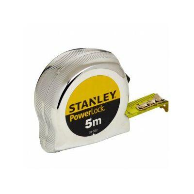 Stanley 0-33-552 PowerLock micro mérőszalag 5m×19mm