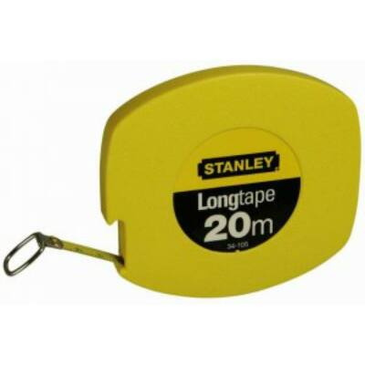 Stanley 0-34-105 Acél mérőszalag, zárt 20m