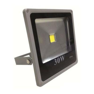 LED reflektor slim 30W (kültéri)