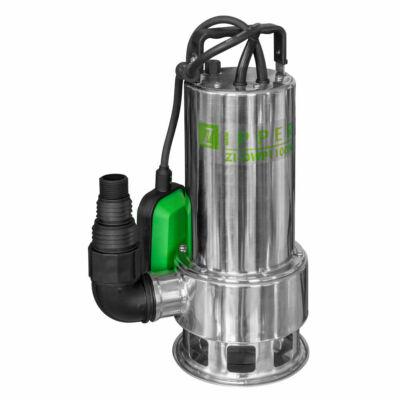 Zipper ZI-DWP1100N saválló szennyvíz szivattyú 1100W