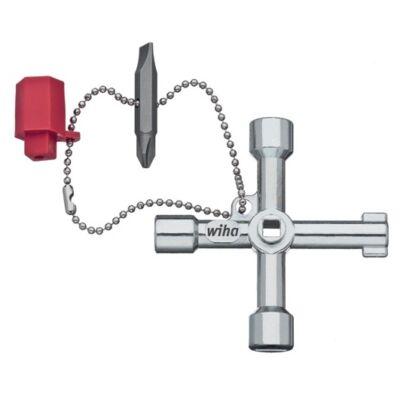 WIHA kapcsolószekrény kulcs 76x5/6/7-8/9 24667/No.36114